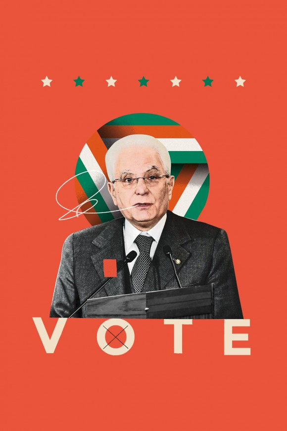 Rolling Stone. Italian general election