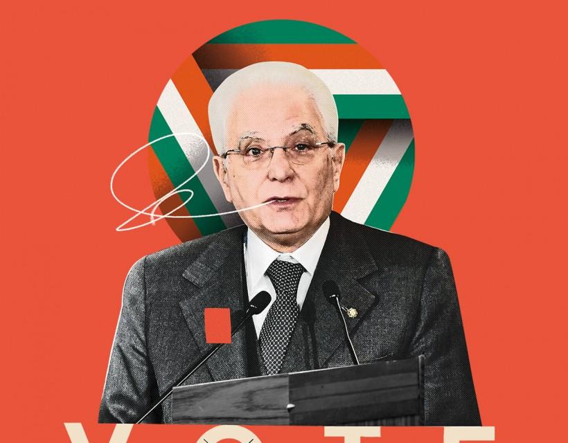 Rolling Stone. Italian general election